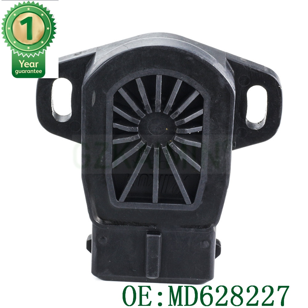 Original  OEM MD628186 MD628227 Throttle position sensor fits for Mitsubishi Pajero Galant Carisma