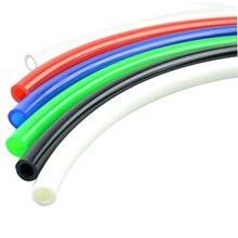 1 mètre 10x16mm tuyau tuyau tuyau souple pour PC refroidissement par eau vidange eau blanc, Transparent, rouge, vert, bleu, noir recommander