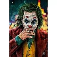"""Картина по номерам """"Джокер"""" Посмотреть"""