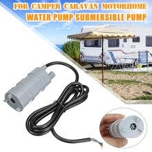 Pompe à eau Submersible pour camping-car 12V   Pour camping-car, grand débit, pompe à baleines pour caravane