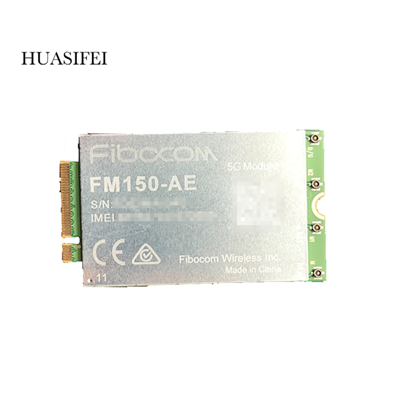 5G m.2 Module FM150-AE Supports 5g NR Sub6 Band And Is Compatible With LTE And WCDMA Standards enlarge