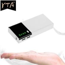 Power Bank 30000mAh USB Type C PD Fast Charging Large Capacity Quick Charge 3.0 PowerBank External B