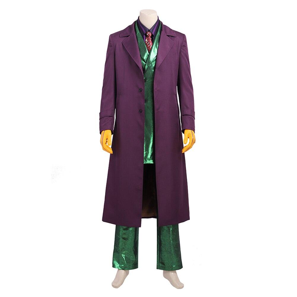 Traje Gotham Jerome Valeska Joker Cosplay traje completo Halloween carnaval disfraces