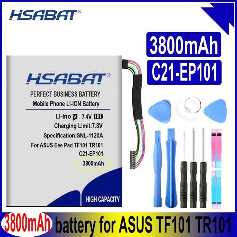 C21-EP101 3800mAh batería para ASUS Eee Pad TF101 TR101 TF101-B1 X11B001A 1B002A 1B004A 1B006A 1B011A 1B012A 1B017 1B023A EP101