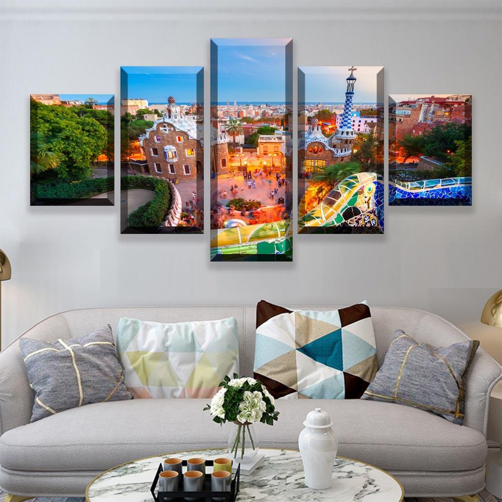 Marco de fotos decoración moderna del hogar impresiones de alta definición cartel...
