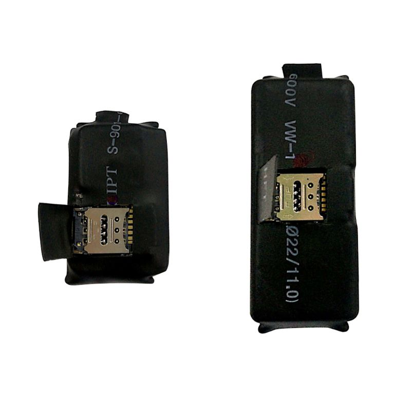 S3 S7 GPS Tracker GSM AGPS Wifi LBS de grabadora de voz ZX303 PCBA dentro U1JF