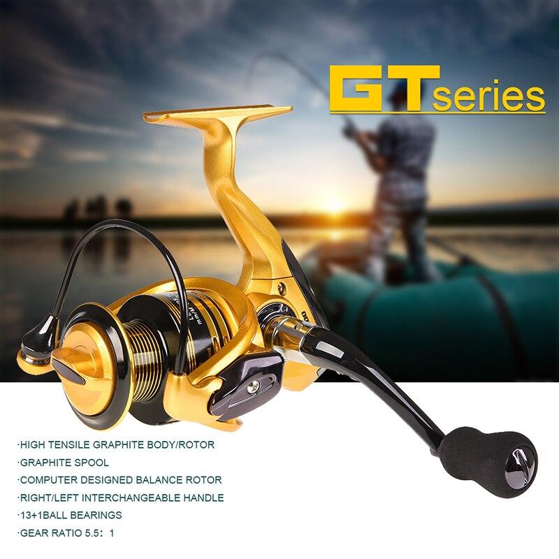 Fishing Rod Combo 2.1m 2.4m 2.7m 3.0m 3.6m Carbon Fiber Fishing Rod Reel Combo Full Kits 4000 Series Spinning Reel Fishing Bag enlarge