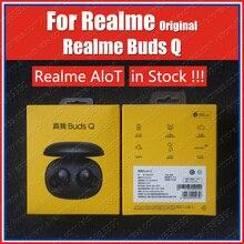 Ralme AloT produit 3.6g IPX4 Original Realme bourgeons Q RMA215 Tws écouteurs sans fil Bluetooth écouteurs