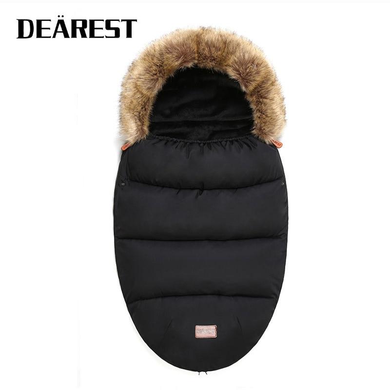 Envelope In A Stroller Baby Sleeping Bag Winter Socks Sleep Bag Windproof Warm Sleepsack Baby Footmuff For Stroller Free Shippi