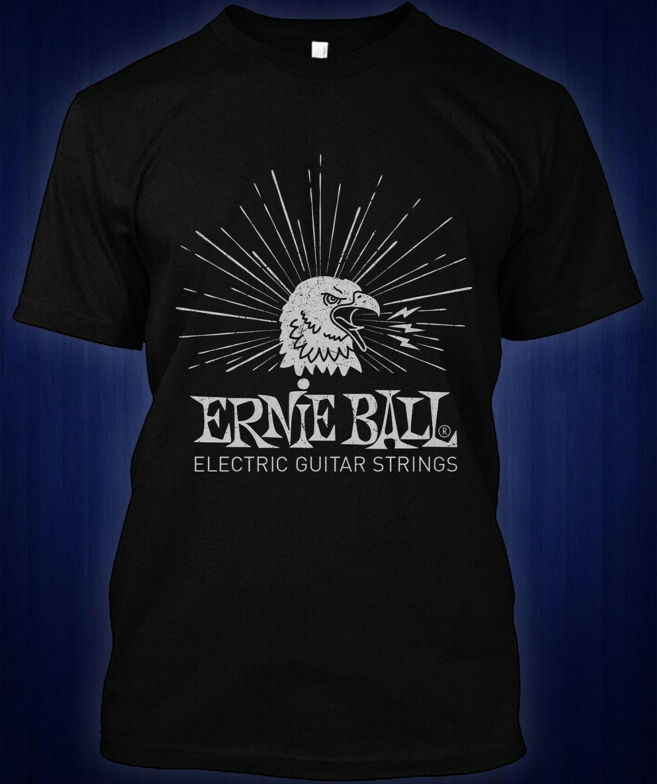 Nueva camiseta de Ernie Ball S 2Xl