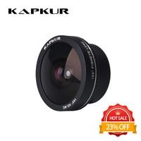 Kapkur phone lens  185 degree HD 4k fisheye lens phone camera lens for Huawei series smartphone