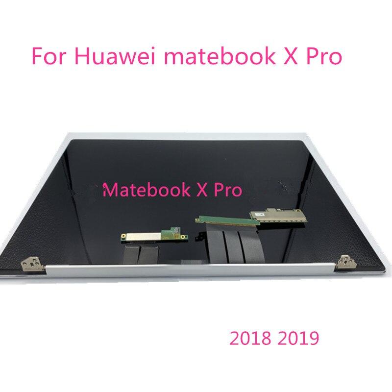 الأصلي العلامة التجارية الجديدة لهواوي matebook x برو mach-w19 mach-w29 13.9 بوصة تعمل باللمس LCD lpm139m422 إلى 3K استبدال الشاشة
