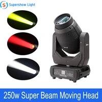 250w moving head light led super beam stage light dmx dj light for party show live concert ktv light