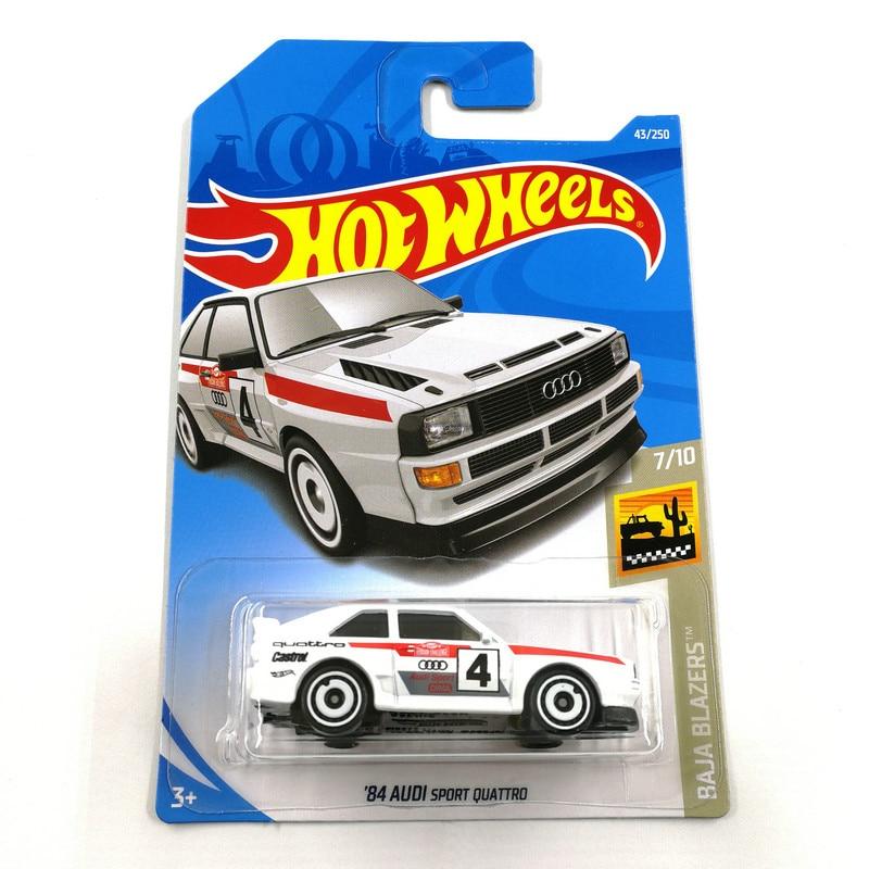 Горячие колеса 164 Автомобиль 2019 NO.43-83 AUDI HONDA FORT CHEVY DODGE металлическая литая под давлением модель автомобиля детские игрушки подарок