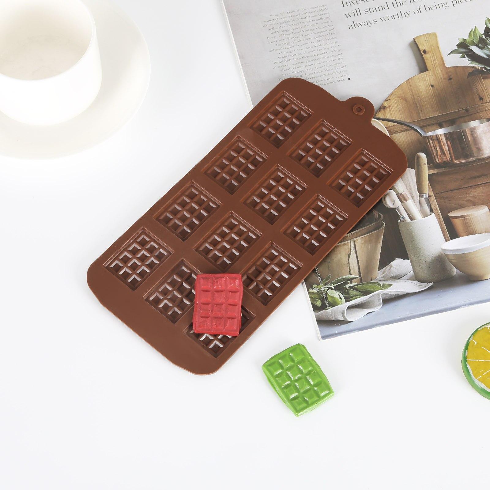 Силиконовая форма, 12 равномерных цветов, форма «сделай сам» для конфет, инструменты для украшения тортов, кухонные аксессуары для выпечки