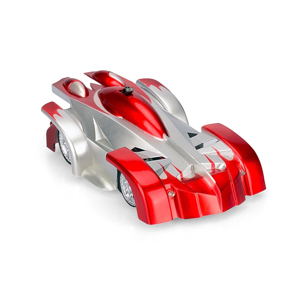 1PCs RC car Remote Control Climbing RC Car with LED Lights 360 Degree Rotating Stunt Toys Machine Wall RC CAR Boy Christmas gift enlarge