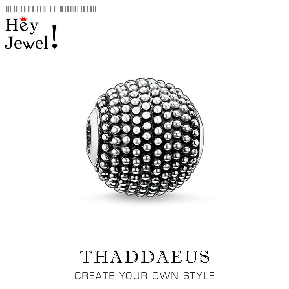 Beads Kathmandu 925 Sterling Silver Thomas Style Beads Fashion Karma Jewelry Diy 2016 New Fashion Bracelet Gift For Men Women