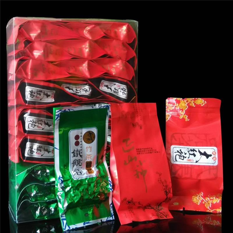 3 Different Flavors Chinese Tea 2020 Spring Oolong Tea Includes Lapsang Souchong Ti Kuan Yin Tea Hong Pao Black Tea