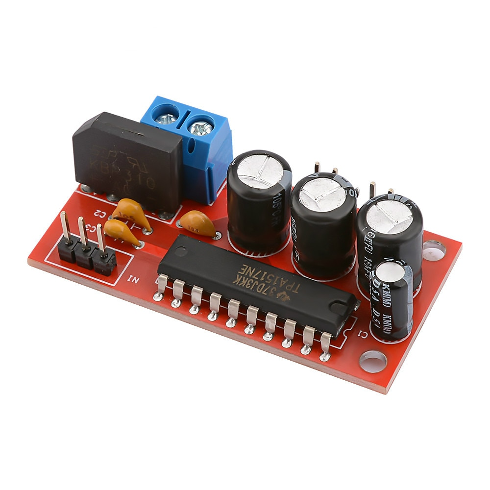 AIYIMA-placa amplificadora de sonido TPA1517NE, 3Wx2, Amplificador de potencia estéreo para altavoces...