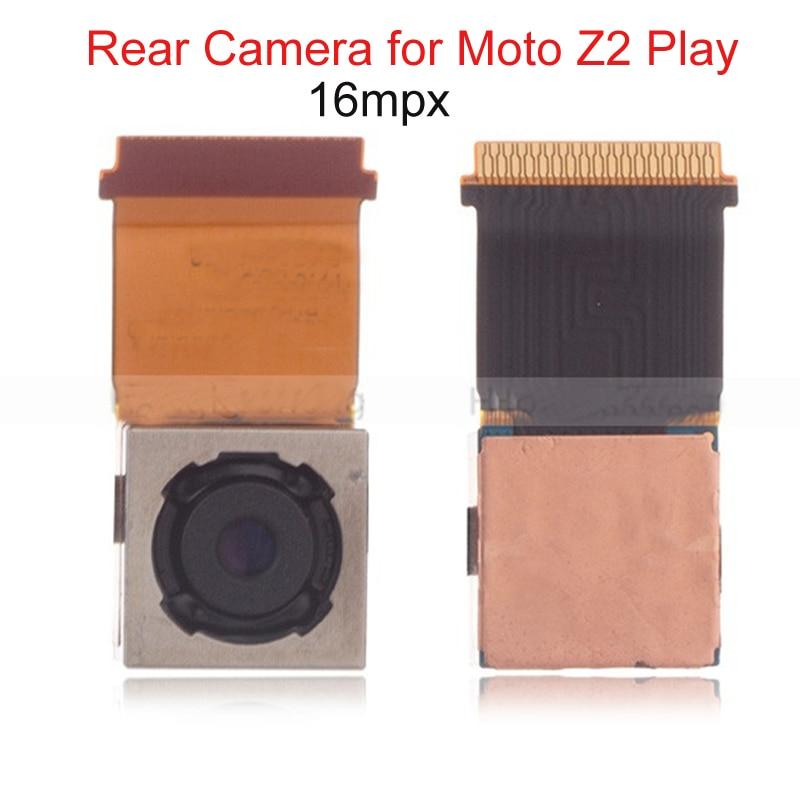 16mpx Rear Camera for Motorola Moto Z2 Play XT1710 Mobile phone Back camera Flex Cable