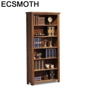 Casa Oficina Libreria Mobilya Estanteria Madera Mueble Boekenkast Shabby Chic Wodden Decoration Retro Furniture Book Shelf Case
