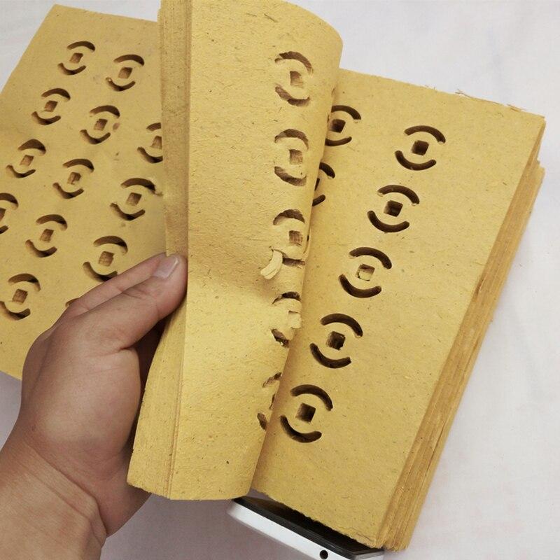 2,5 kg ponche papel dinero amarillo papel quemador suministros de dinero monedas mechones Aduanas Asiáticas templo Budismo para muertos Joss