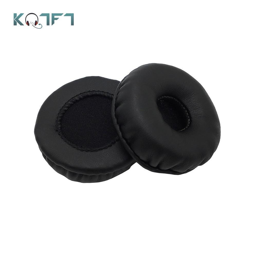KQTFT 1 par de reemplazo de almohadillas para auriculares Plantronics CS520 C052 Series CS-520 C-052