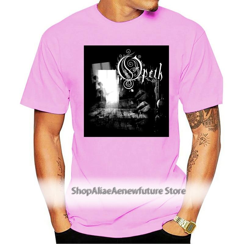 Opeth-Camiseta de Damnation S M L Xl Xxl, camiseta de banda de...