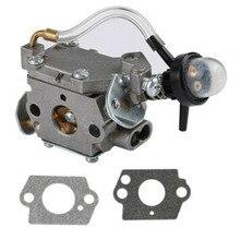 Vergaser Kits Für Unkraut Esser FX26SCE SST25CE W25CFK (967184401) W25SB Gas Trimmer Ersatz Teil 577135902 Carb