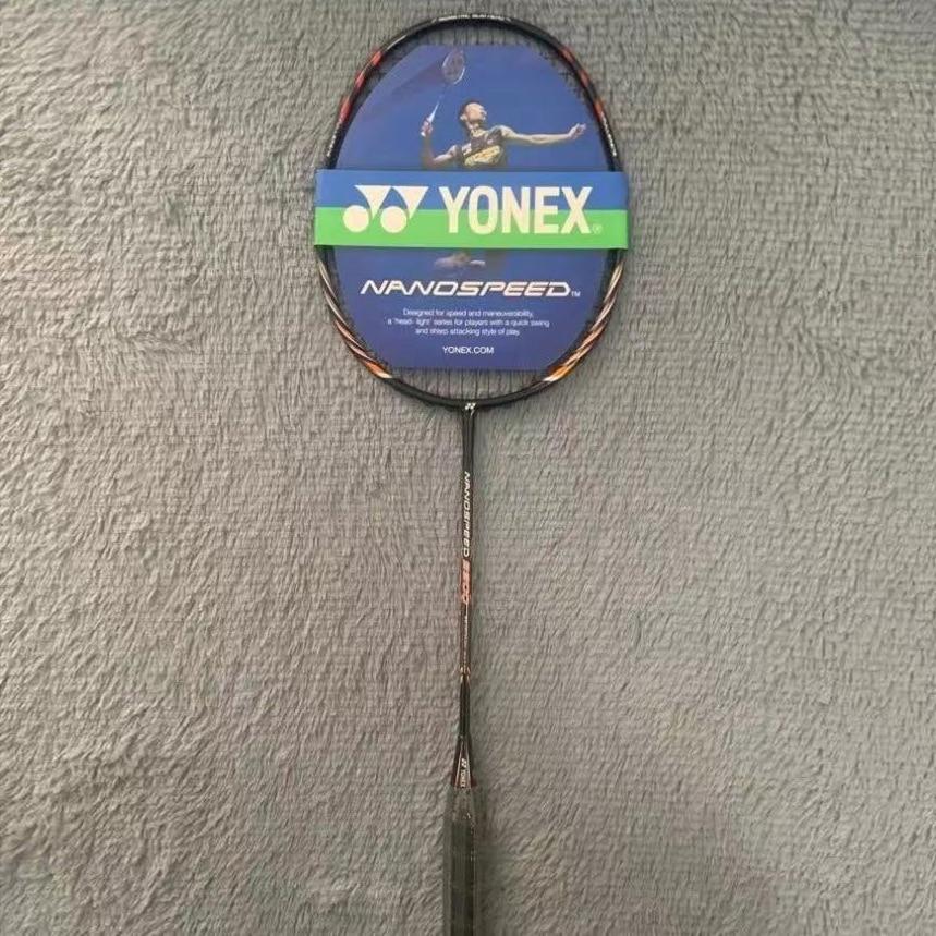Yonex badminton racket NS9900 limited purple full carbon badminton racket Genuine
