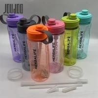 hot sale water bottle for drink sports protein shaker herbalife nutrition bottle plastic direct drinking water bottle 1000ml