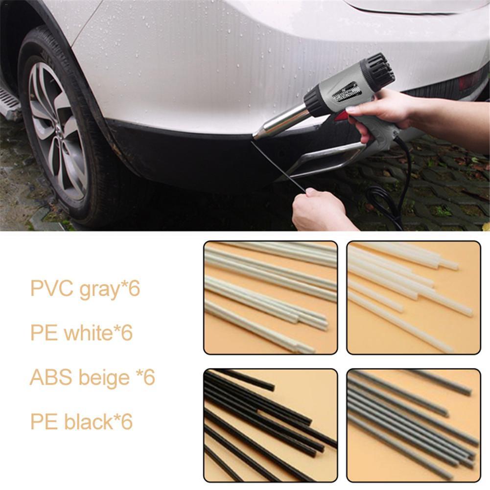 50CM Auto Reparatur Streifen Wasser Rohr Reparatur Streifen Kunststoff PVC PE ABS Schweißen Nagel Draht Automotive Pumpe Ventil Teile reparatur Streifen