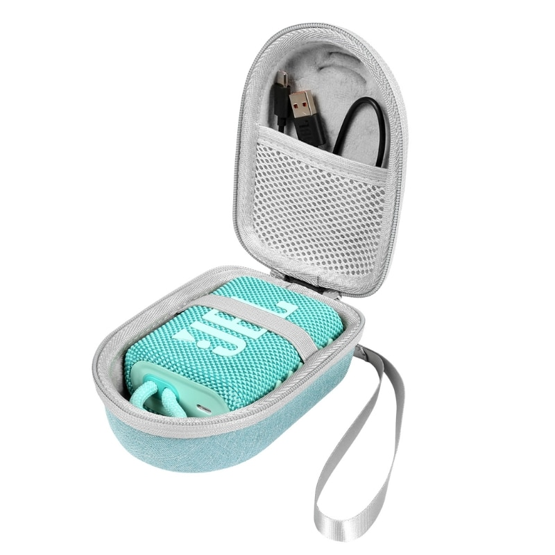 Hard EVA Outdoor Travel Case Storage Bag Carrying Box for-JBL GO3 GO 3 Speaker Case Accessories X6HB enlarge