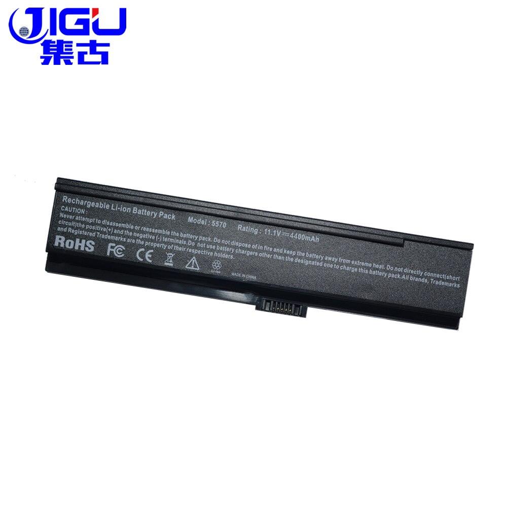 JIGU nuevo 6 celdas de batería del ordenador portátil para Acer Aspire...