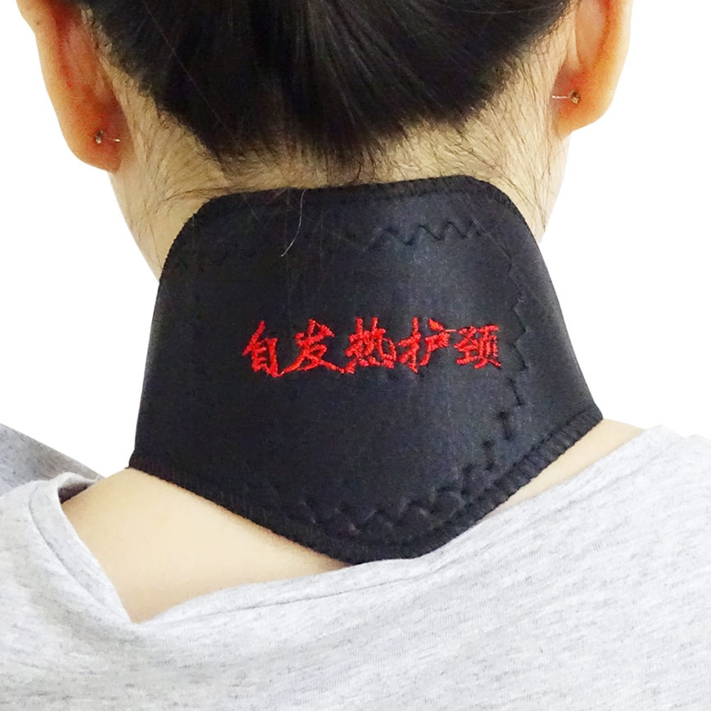 Self-heating Tourmaline Belt Magnetic Therapy Neck Shoulder Posture Correcter Knee Support Brace Massager Products