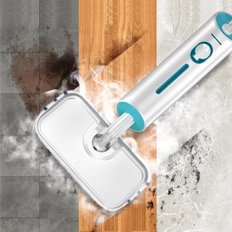 Steam Mop Machine Electric HandHeld Household High Temperature Sterilization Cleaner Sweep Machine for Floor Cleaning enlarge