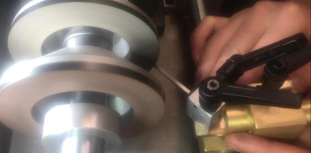 jewellery making Grinding machine tungsten steel  knife sharpening machine carving engraving blade jewelry equipment polishing
