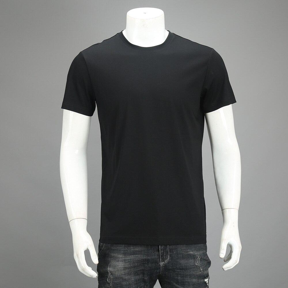 1557. الرجال الموضة عادية قصيرة الأكمام
