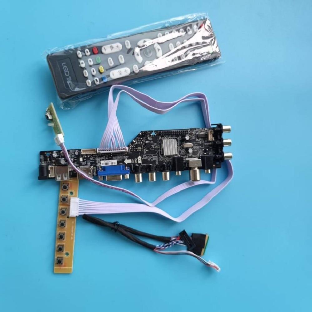 مجموعة لوحة تحكم 15.6 بوصة لـ LP156WH4(TL)(N2) 1366X768 3363