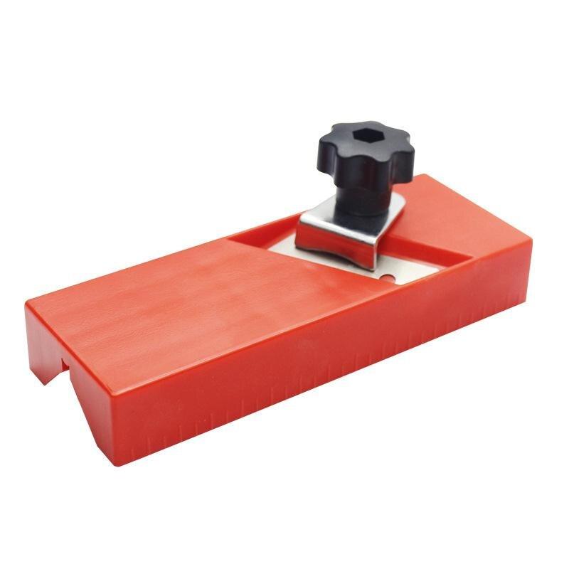 Cepillo Manual para carpintería, tablero de yeso de plástico, tablero de yeso, cepillo de borde, herramienta Manual de corte rápido