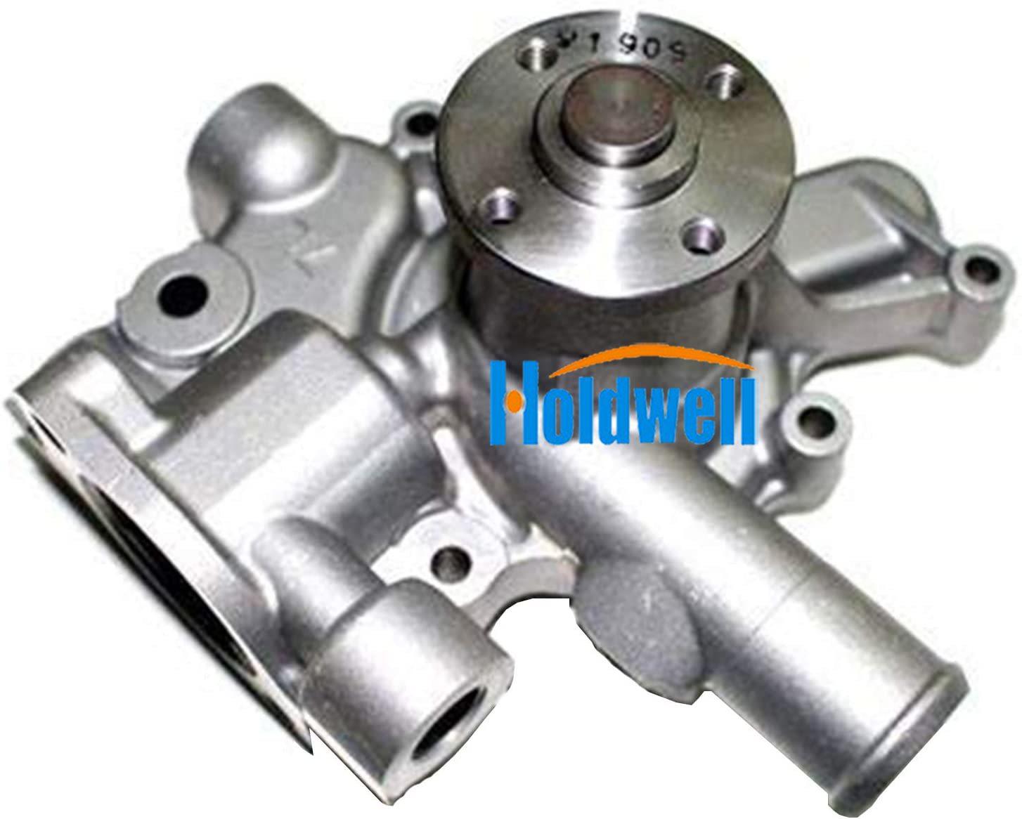 Holdwell Bomba De Água 119624-42000 119624-42001 Para Yanmar 3D74 3TNE74 Motor