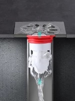 sewer deodorant floor drain core household toilet bathroom toilet insect proof anti odor deodorant floor drain cover