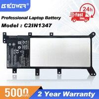 SKOWER 7.5V 38Wh C21N1347 Laptop Battery For ASUS X554L X555 X555L X555LA X555LD X555LN X555MA X555LB F555U F555A C21N1347