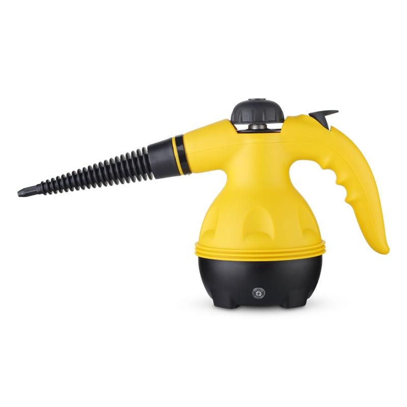 Электрический пароочиститель, портативная бытовая техника для уборки дома и офиса, приспособления, кухонная щетка, инструмент