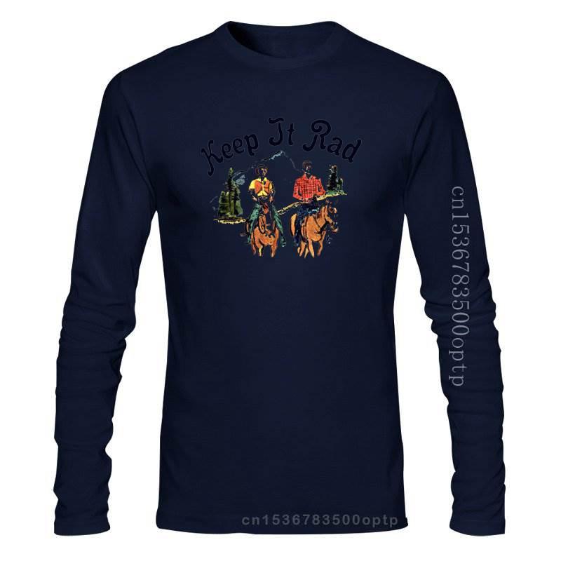 New Keep It Rad Horse Loves Horse Riding Men'S T Shirt Size S - 3Xl Retro Tee Shirt