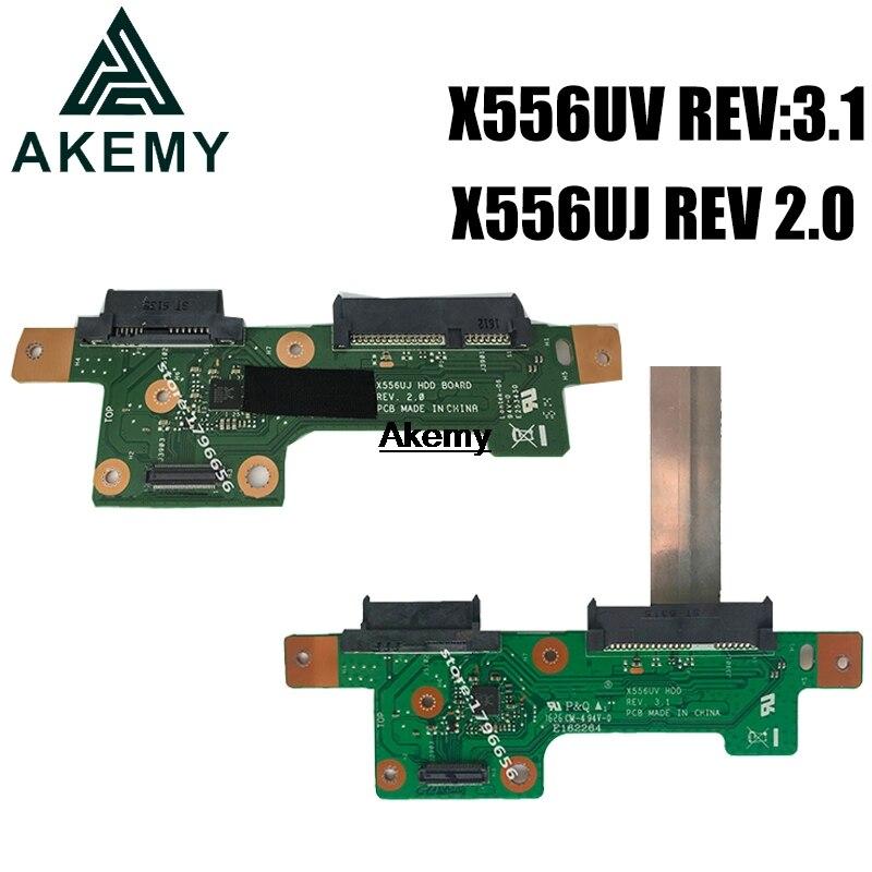 Akemy HDD لوحة لأسوس A556U F556U K556U FL5900U R556U VM590U لوحة القرص الصلب 100% اختبار سريع السفينة