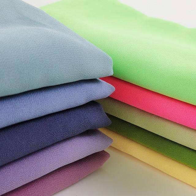 Women Plain Bubble Chiffon Scarf Hijab Wrap Printed Solid Color Shawls