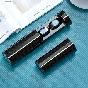 TWS Bluetooth Earphones Charging Box Wireless Headphone Sports Waterproof Earbuds Headset With Microphone auriculares bluetooth