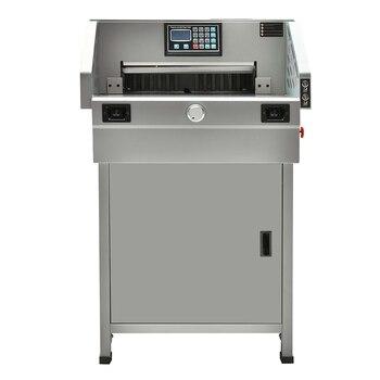 Automatic Electric Paper Cutter Paper Punch Cutter Machine 19.3