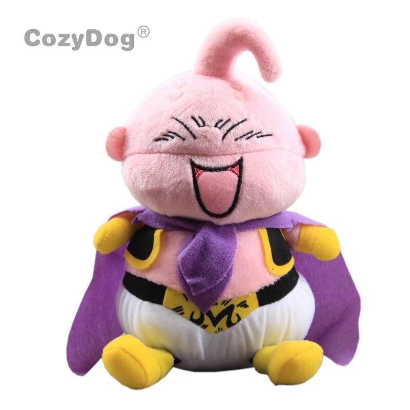 """Figura de acción de Dragon Ball Z, juguetes de peluche de Majin Boo Buu de 8 """"y 20, regalo para niños en cm"""